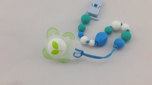Pacifier Clip Adapter (Various Colors Available)
