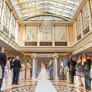 Grace and David's Wedding