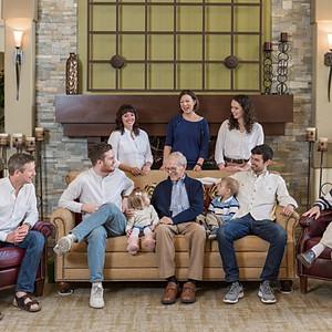 Alli Bongianni Family Session