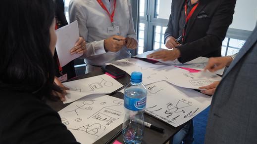 Design thinking - Esquisser les idées