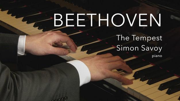"Ludwig van Beethoven: Klaviersonate Nr. 17 in d-moll op. 31/2 ""Der Sturm"", III. Satz"