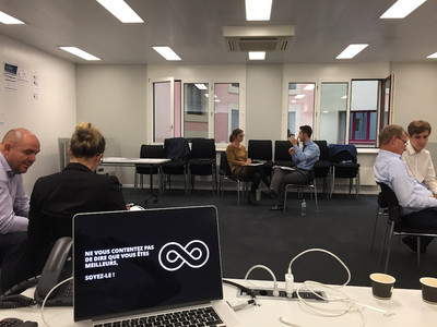 Atelier de service design