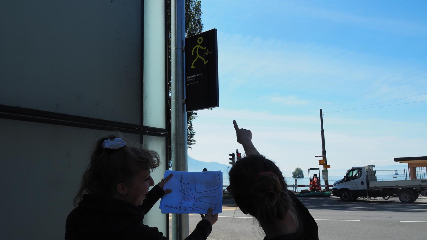 Signalétique touristique réalisation