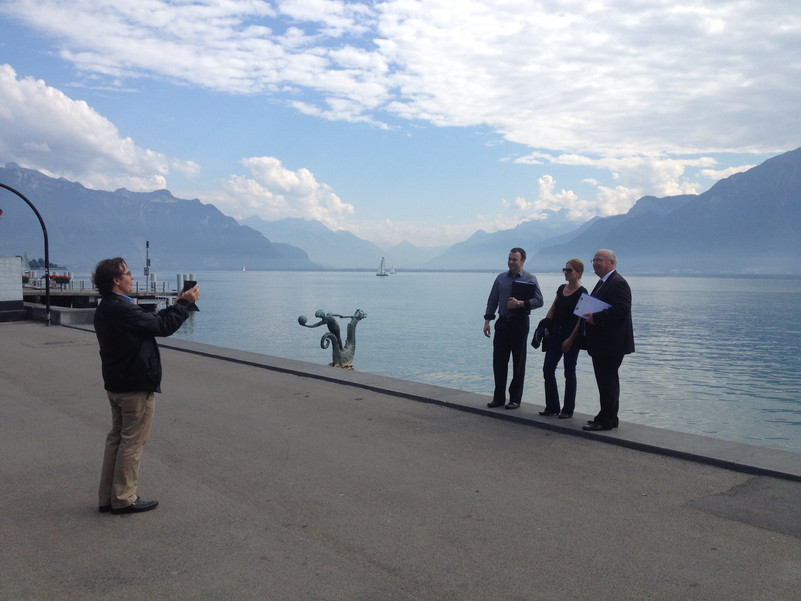 Analyse de l'expérience touristique à Vevey réalisée par Experientiel