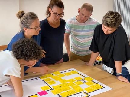 Atelier service design et problem solvin