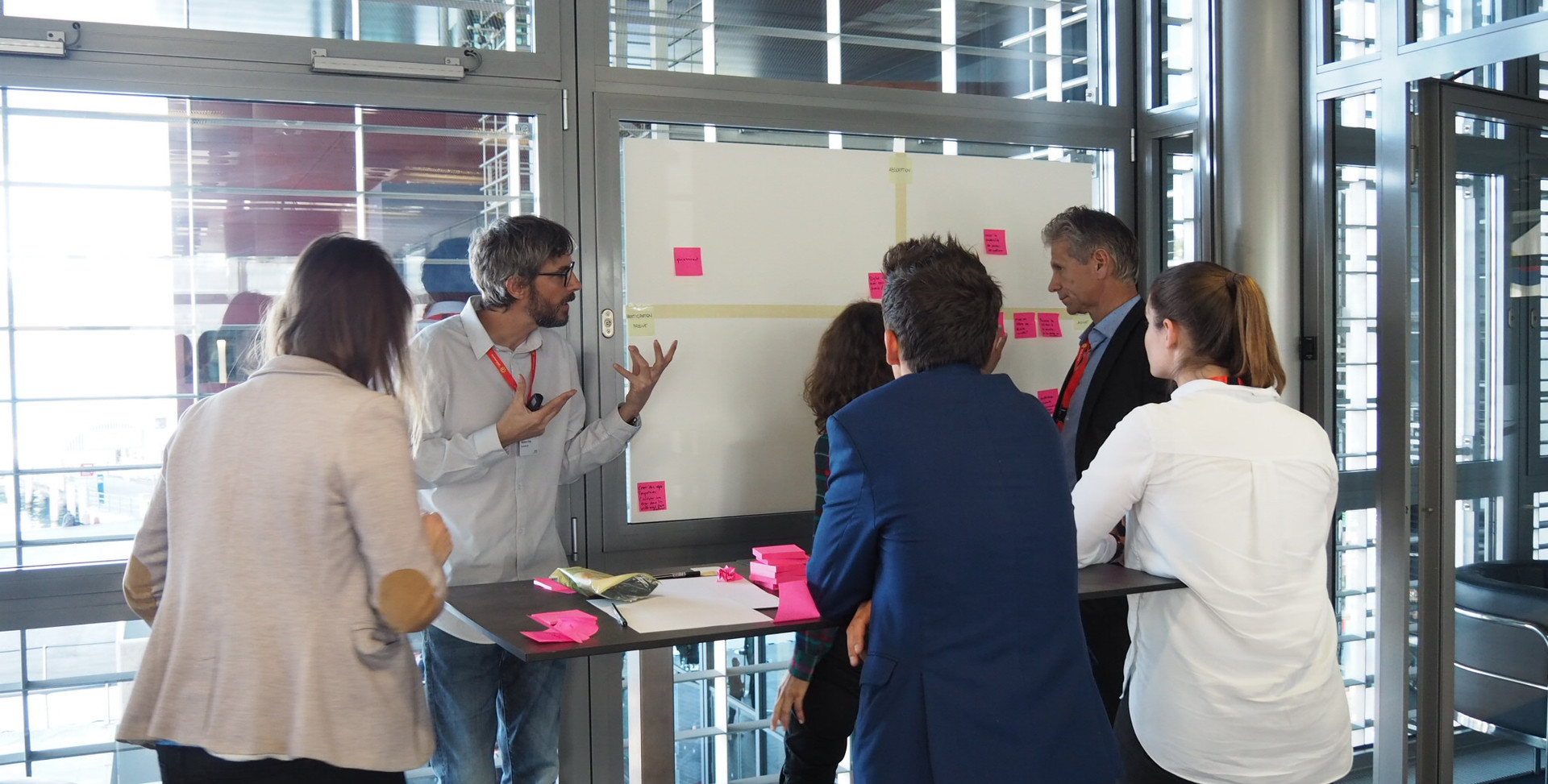 Ateliers de création d'offres d'expérience