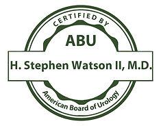 American Board of Urology Certified Urologist.jpg