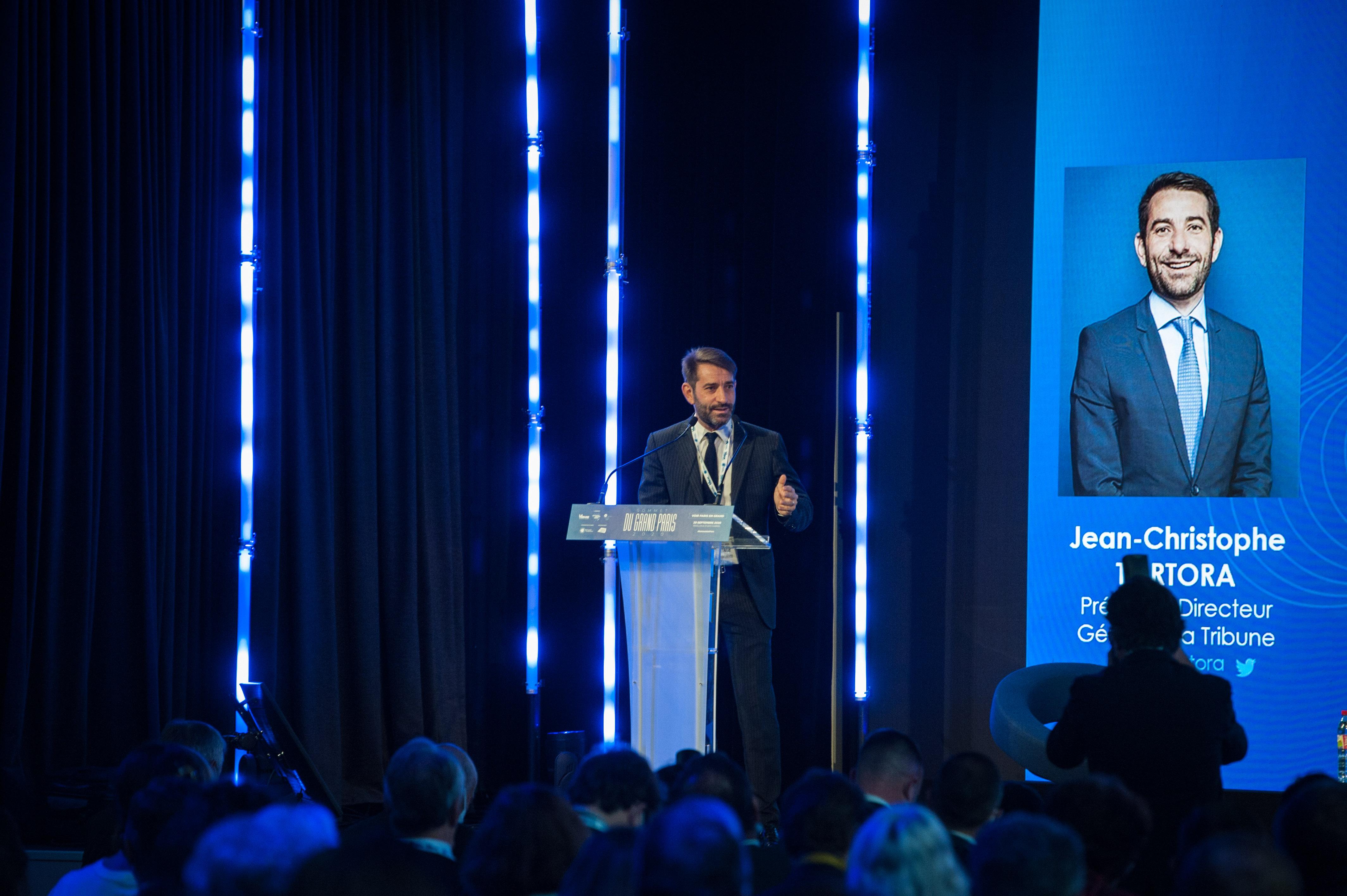 10 ans du Sommet du Grand Paris
