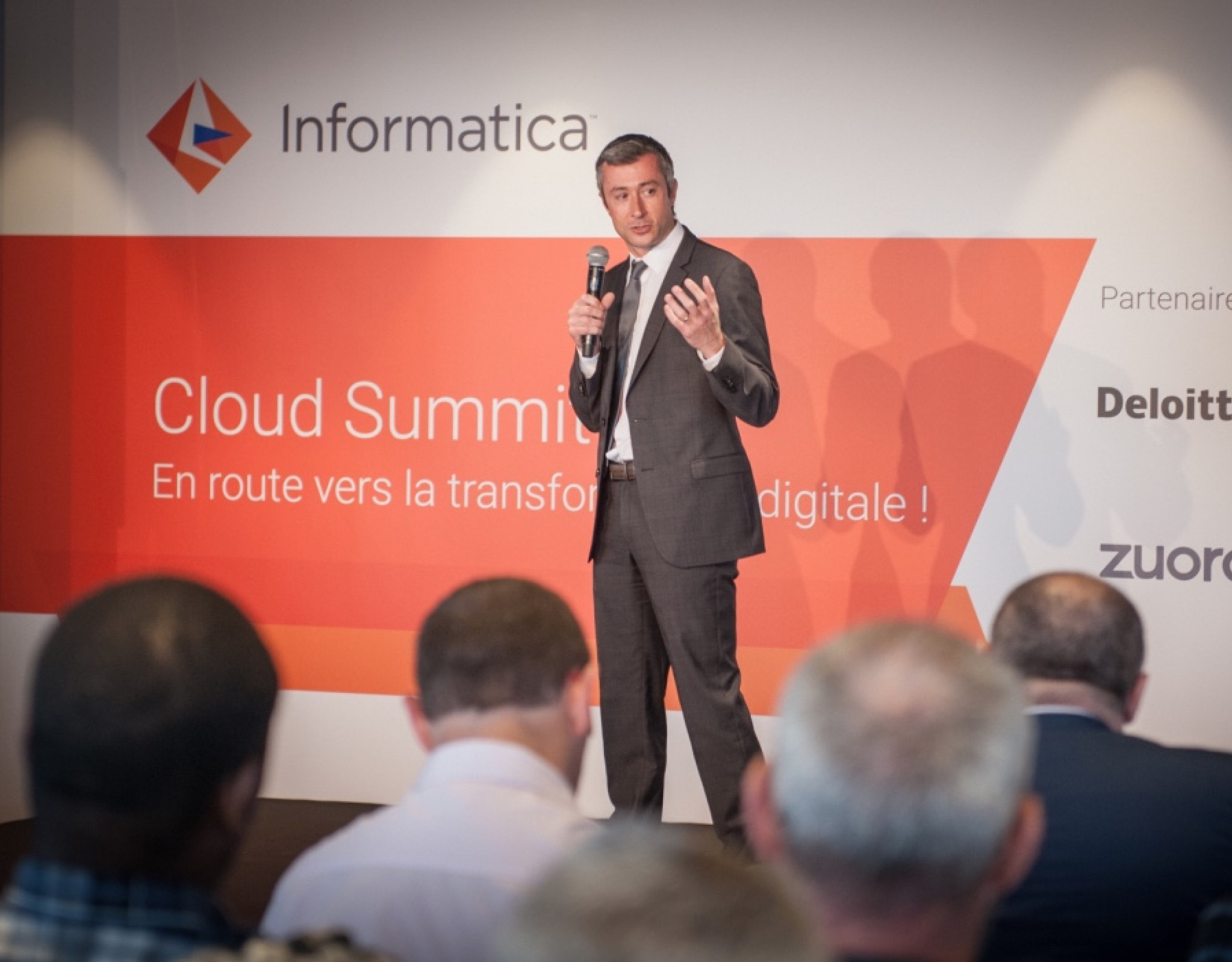 Informatica Cloud Summit