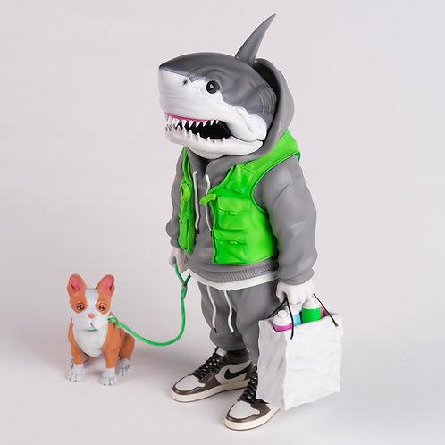 JayFlow Sharkman Toy