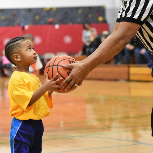 Hoop Nation Little Baller
