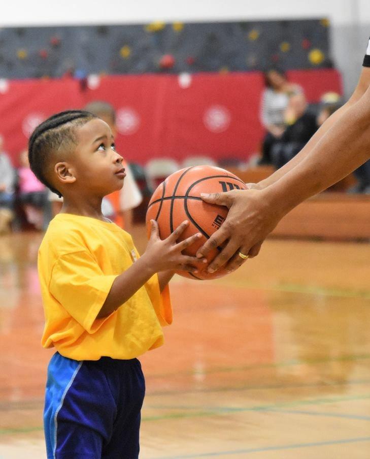 Little Ballers Training