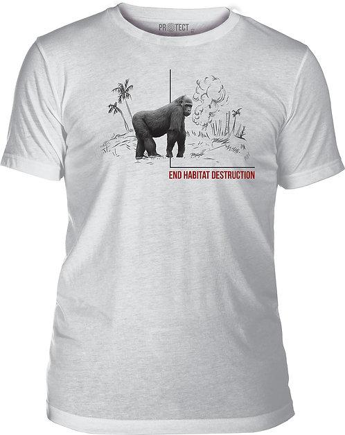 Habitat Gorilla White