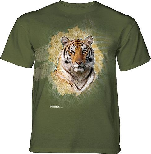 Modern Safari Tiger Olive