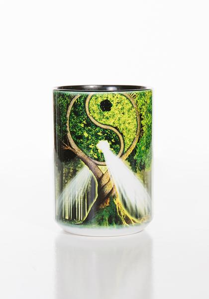 Yin Yang Tree Mug