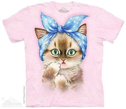 Pin Up Kitten T-Shirt