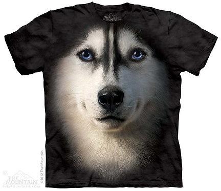 Siberian Face T-Shirt