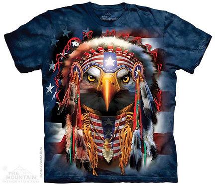 Native Patriot Eagle T-Shirt