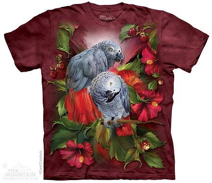 African Gray Mates T-Shirt