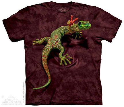Peace Out Gecko Kids T-Shirt