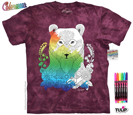 Animals 4 by Hello Angel Colorwear Kit