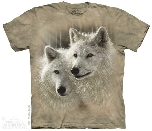 500a978b The WiLD Shop - The Mountain T Shirts - Wolves