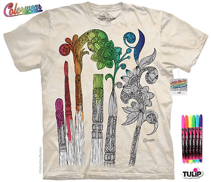 Paintbrushes by Valentina Harper Colorwear Kit
