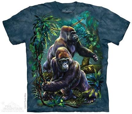 Kids Gorilla Jungle T-Shirt