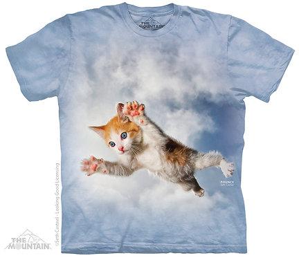 Pounce Bieber Kids T-Shirt