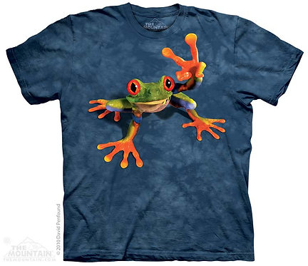 Victory Frog Kids T-Shirt