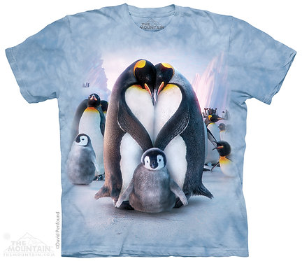 Penguin Heart T-Shirt