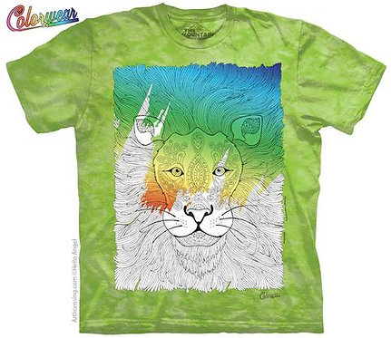 Animals 7 by Hello Angel Colorwear T-Shirt