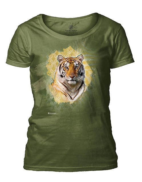 Modern Safari Tiger Olive