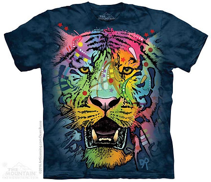 Russo Tiger Face T-Shirt