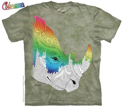 Animals 10 by Hello Angel Colorwear T-Shirt