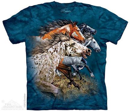 Find 13 Horses T-Shirt