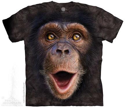 Kids Happy Chimp T-Shirt