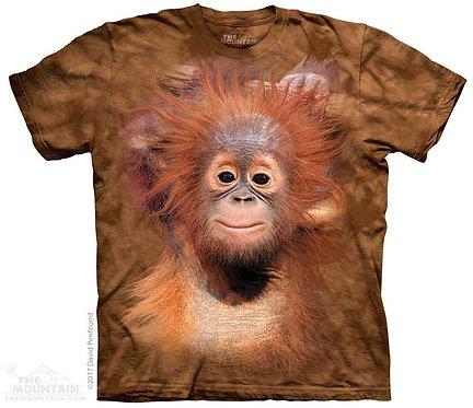 Kids Orangutan Hang T-Shirt