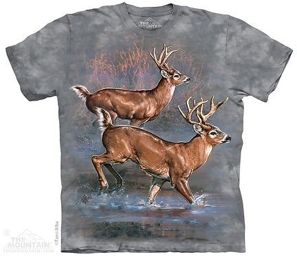 Whitetail Run T-Shirt