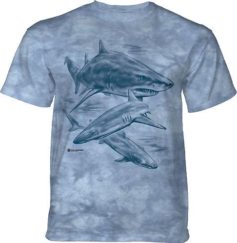Monotone Sharks