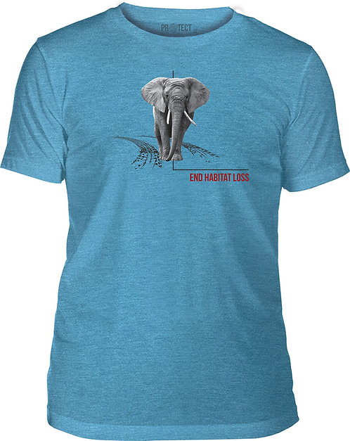Habitat Elephant Blue