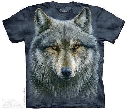 Warrior Wolf T-Shirt