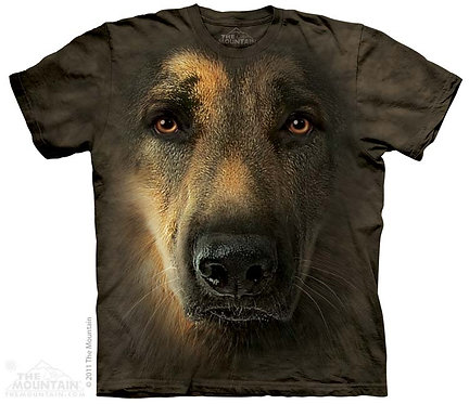 German Shepherd Portrait T-Shirt