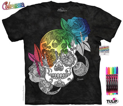 Sugar Skull by Valentina Harper Colorwear Kit