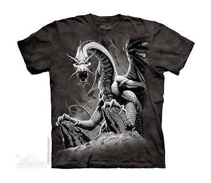 Black Dragon Kids T-Shirt