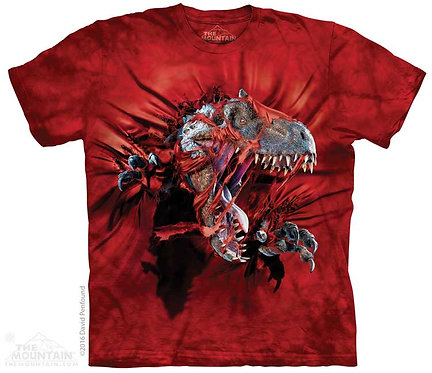Red Ripper Rex T-Shirt