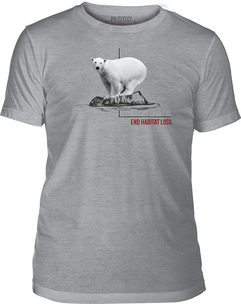Habitat Polar Bear Grey