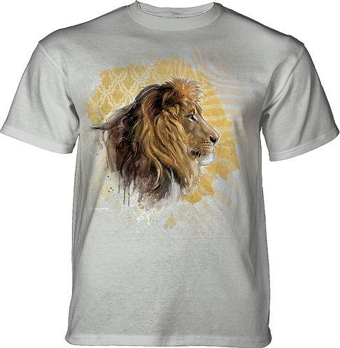 Modern Safari Lion Cloud