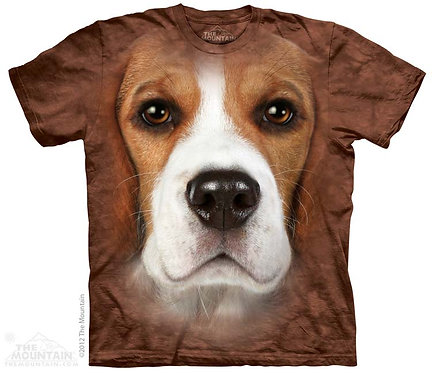 Beagle Face T-Shirt
