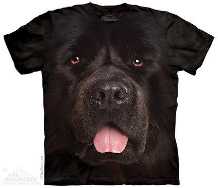 Big Face Newfie T-Shirt